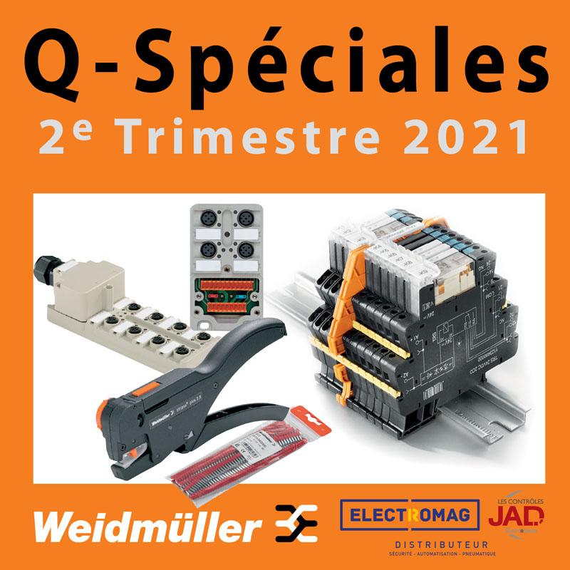 QSpécial_Weidmuller -2e trimestre 2021