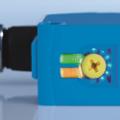 Led bleu indiquant la qualité du signal