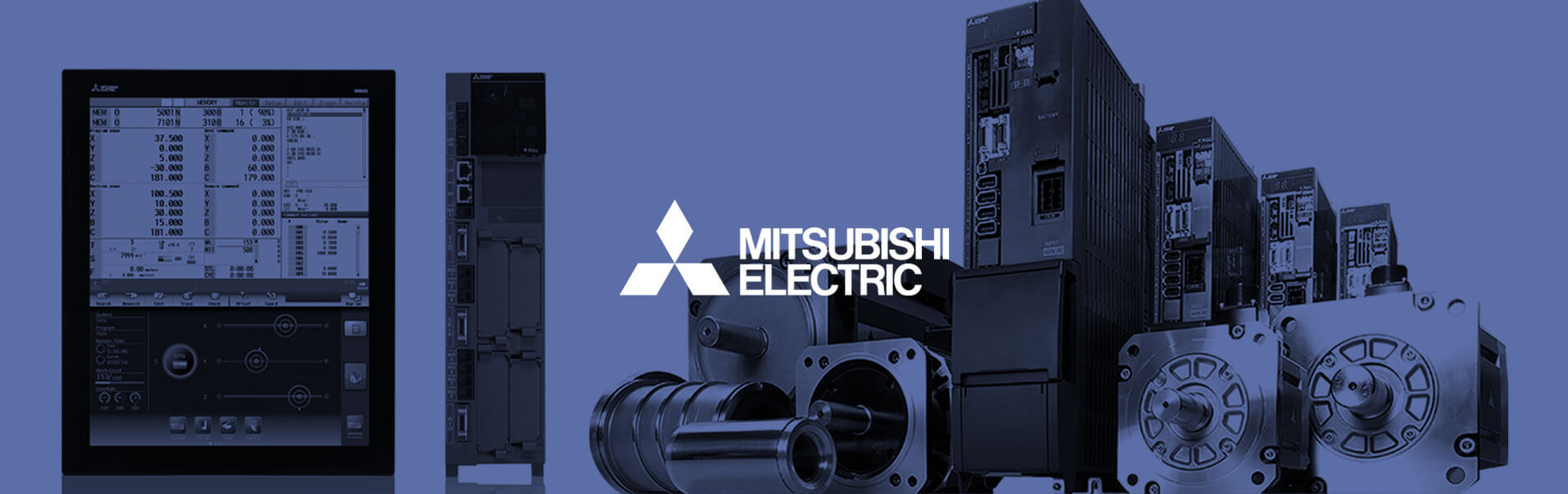 Mitsubishi variable frequency drives : FR-A800 Series