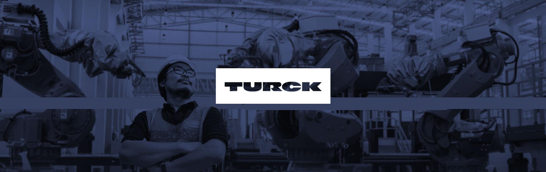 Turck HMI / PLC controls