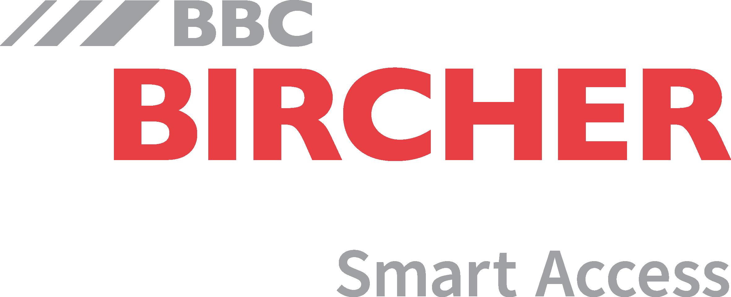 Logo: BIRCHER